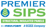 Premier SIPS timber frame package