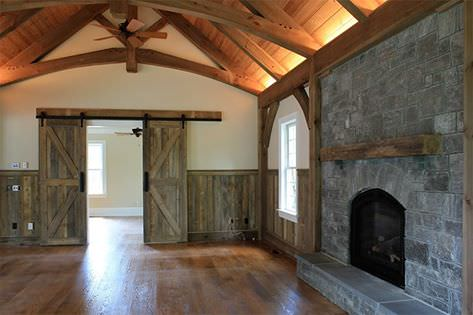 Hold Value and Sell Quickly | Timberpeg Timber Frame | Post and Beam