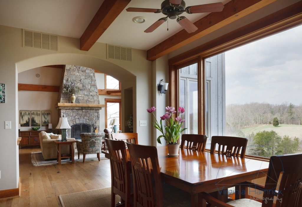 The Ideal Ceiling Height Timberpeg Timber Frame Post And Beam Homes