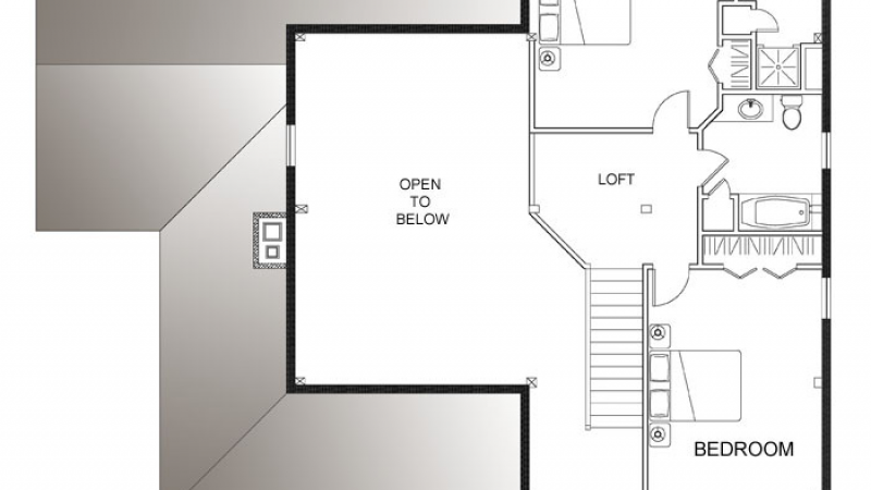 The Linville (T00415) - Second Floor