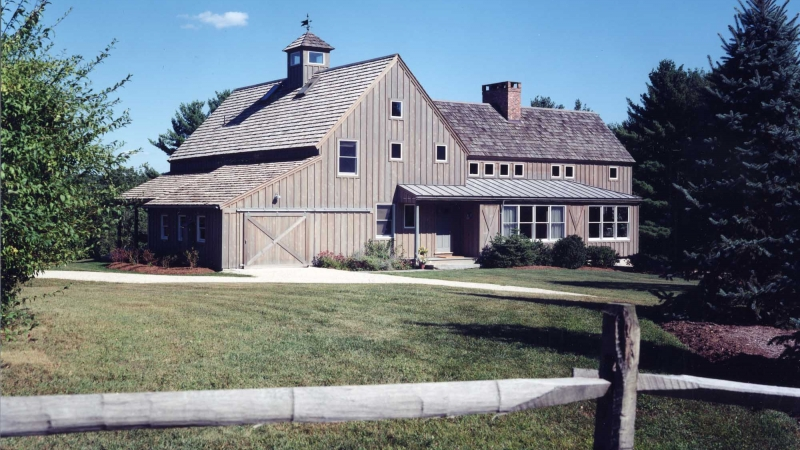Connecticut Barn Home (4500)