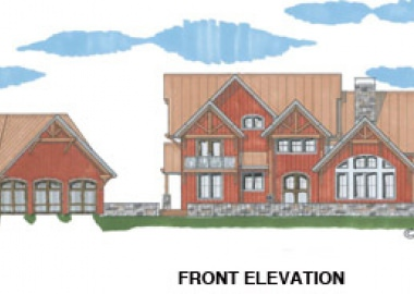 Ashton Woods(#5801)-Front Elevation