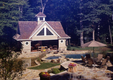 Colts Neck Pool House, NJ (5650)