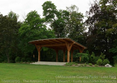 Lake Park Friends Bandstand, WI (T00660)