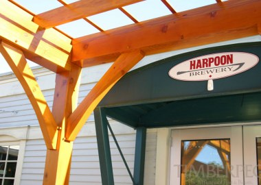 Harpoon Brewery Windsor, VT (T00691)