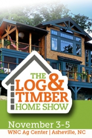 Log & Timber Home Show - Asheville, NC