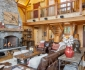 Ludlow, Vermont Ski Home | Okemo Mountain (T01058) | Crown Point Builders | Pottery Barn at Evergreen Walk