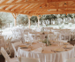 Event Pavilion at The Fells Estate and Gardens - Photo by Shelby Rose Photography