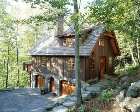 timberpeg timber frame | hawk mountain, vt (5750) | post and beam homes