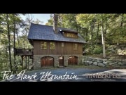 Timberpeg - The Hawk Mountain Timber Frame Home Virtual Tour
