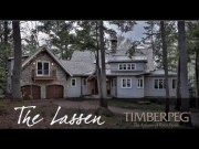 Timberpeg Lassen Timber Frame Virtual Tour