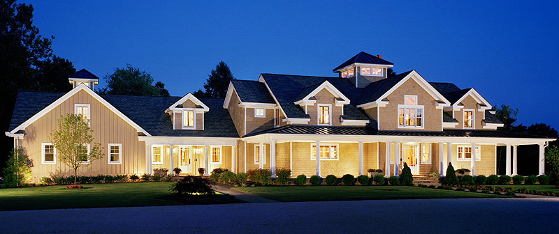 Adding Space Light And Visual Interest With Dormers