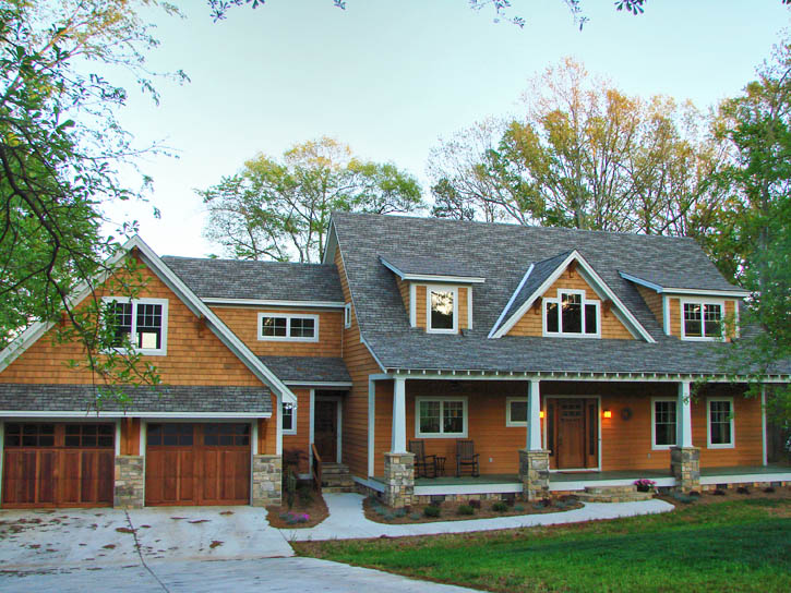 South Carolina Post and Beam Lake Home is Clic Craftsman ... on timber country homes, timber rustic homes, timber cottage homes, timber chalet homes, timber king homes, timber modular homes, timber cabin homes, timber lodge style homes, timber tuscan homes,