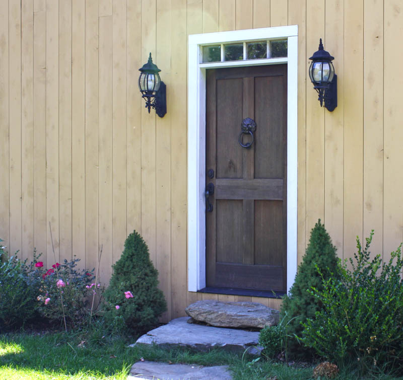 barn front doorFront Door Material Choices for the Timber Frame Home  Timberpeg
