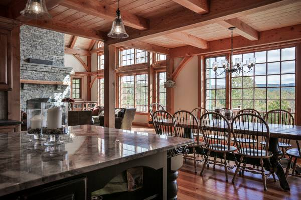 post frame home designs celebrating thanksgiving in a timber frame home timberpeg timber