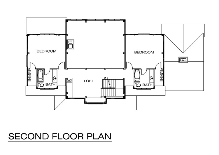 the laundry is also located here as well as the first floor powder room a door leads to the outside to act as the informal entrance or as access to an - Afton Home Floor Plans