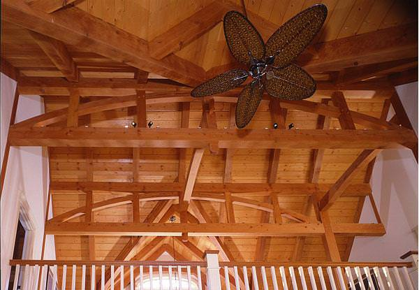 Choosing the Perfect Ceiling in Your Timber Frame Home