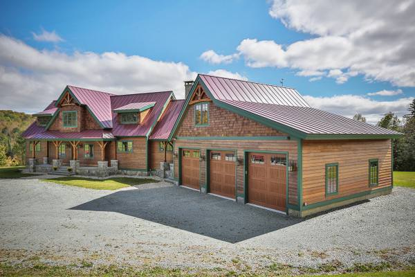 Hail-Resistant Siding For The Barn Home