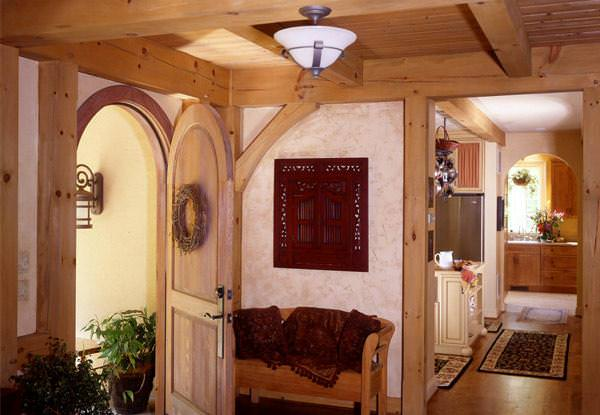 front door material choices for the timber frame home timberpeg